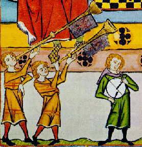 11a - Kora középkori Busin játékosok