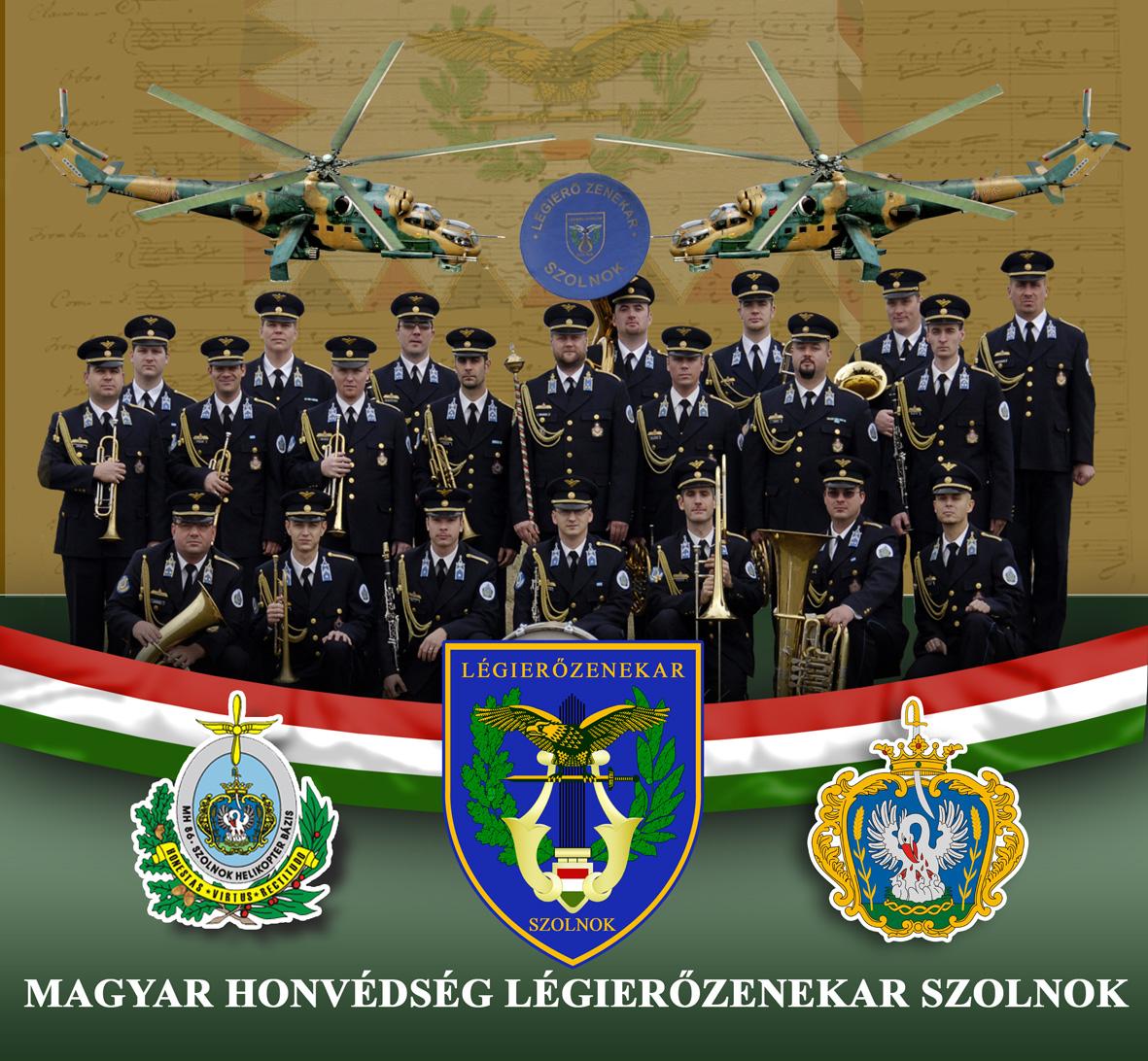 Légierőzenekar Szolnok