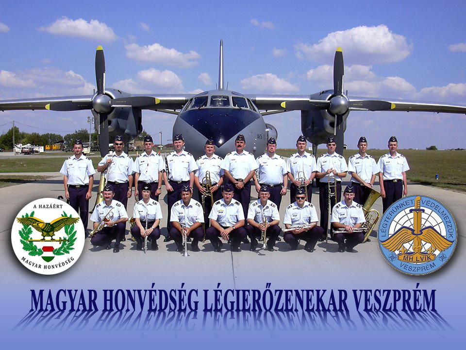 MH Légierőzenekar Veszprém