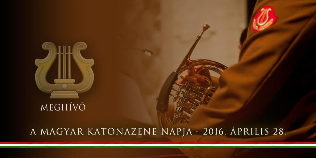 Magyar Katonazene Napja 2016.