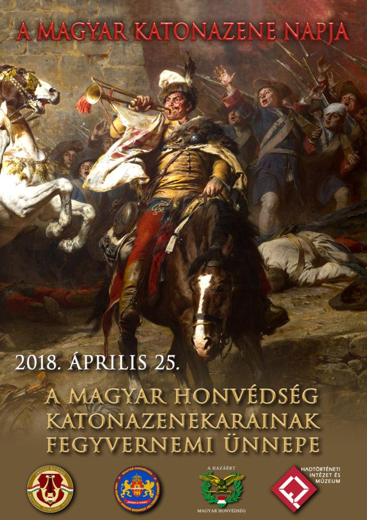 Magyar Katonazene Napja 2018.