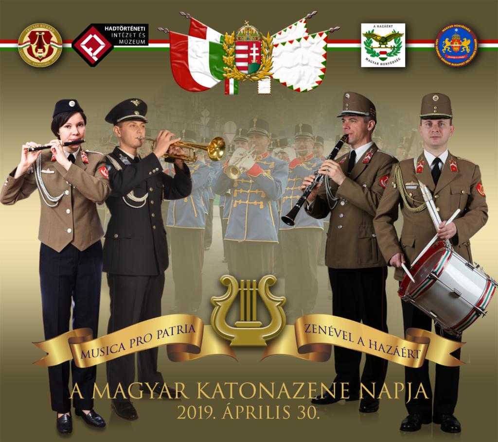 Magyar Katonazene Napja 2019