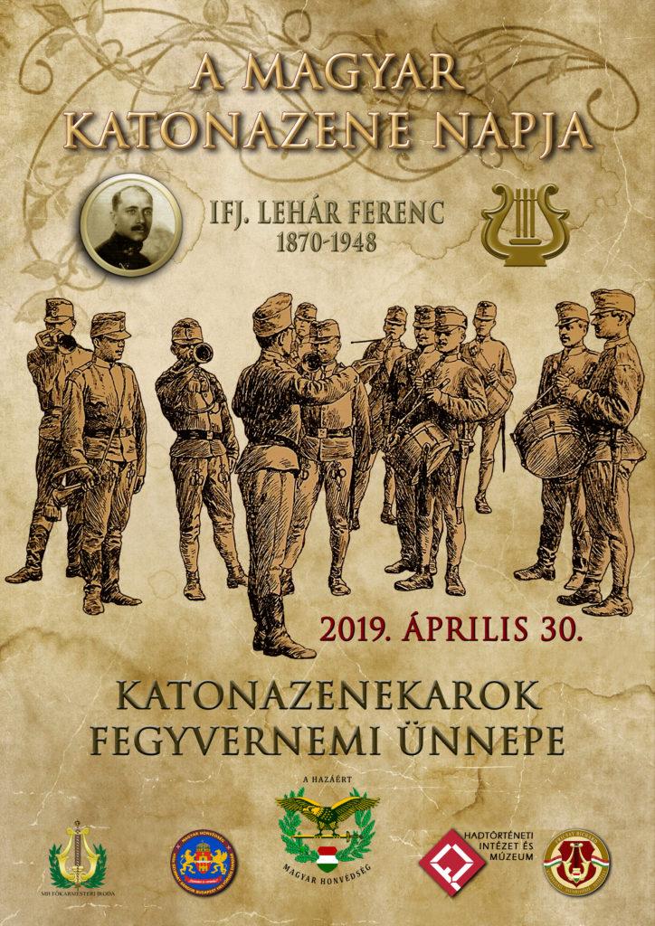 Magyar Katonazene Napja 2019.