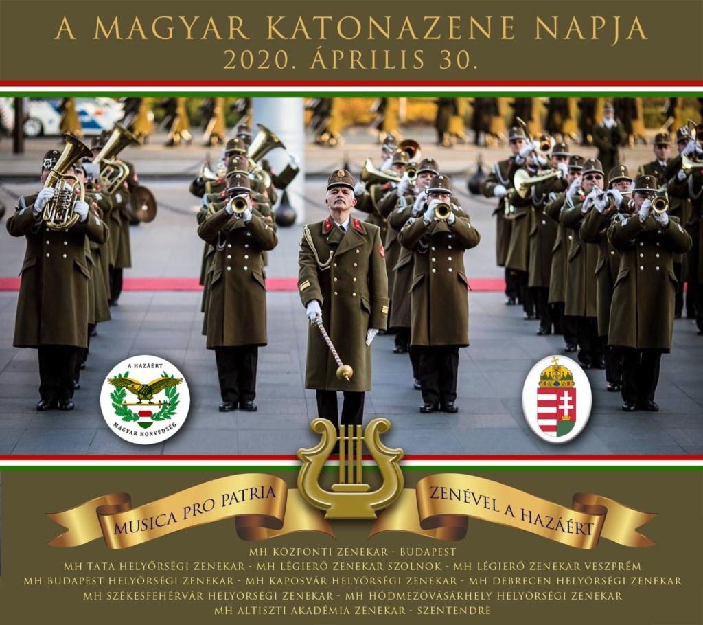 Magyar Katonazene Napja 2020.
